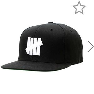a1d99d2b9 Undefeated Five Strike SnapBack Hat